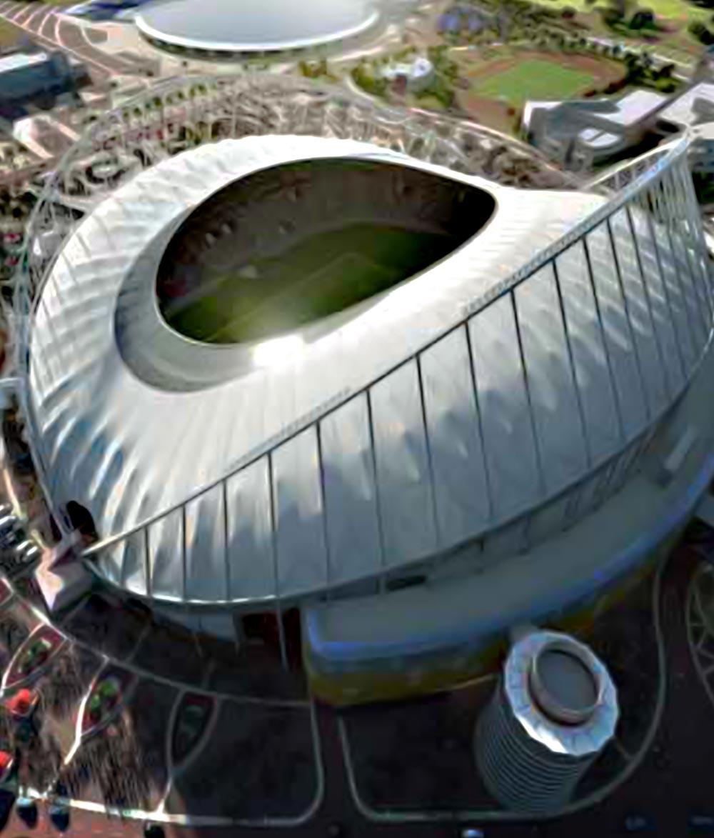Khalifa Stadium Energy Center