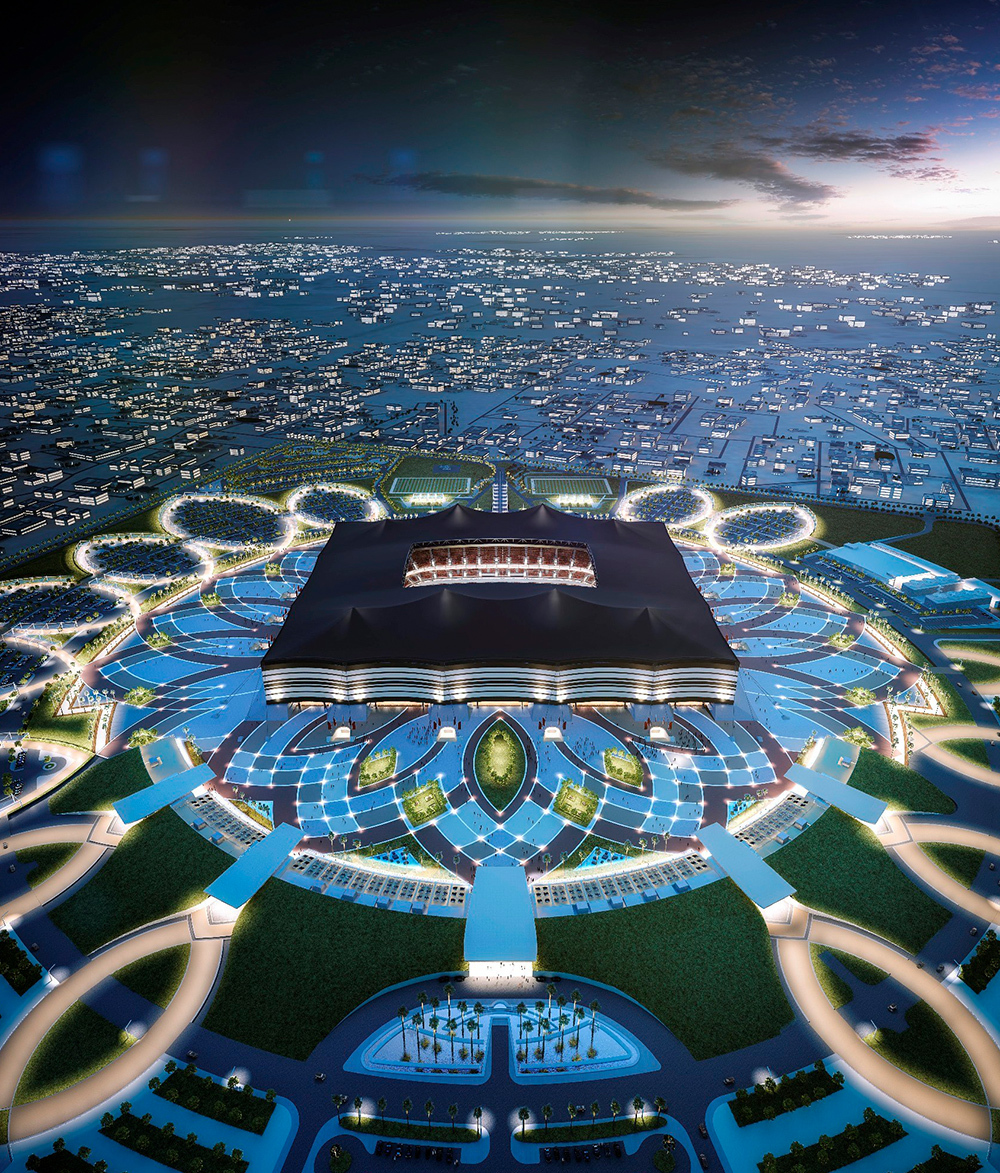 Al Bayt Stadium Energy Center