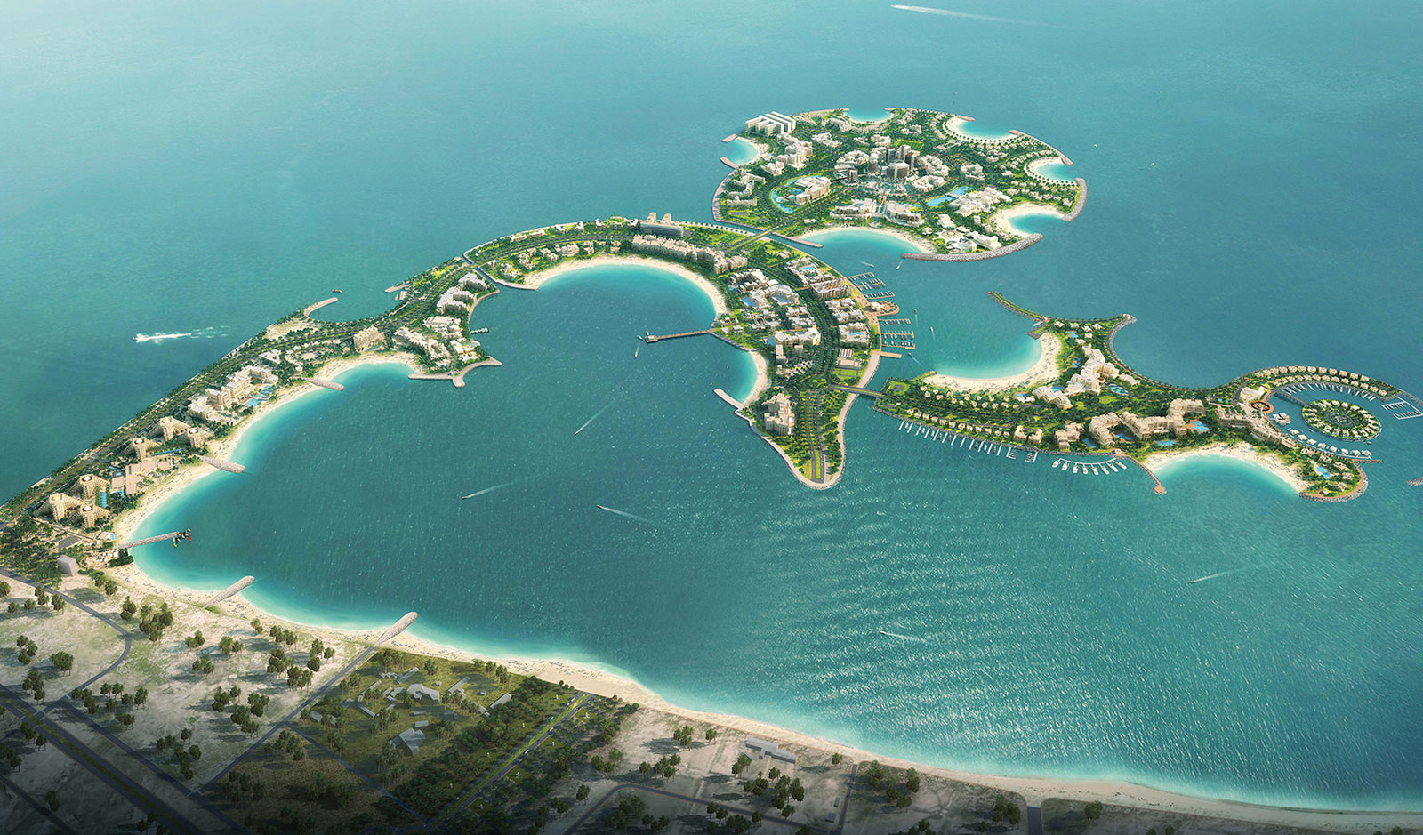 Al Marjan Island Green Building and District Cooling Guidelines