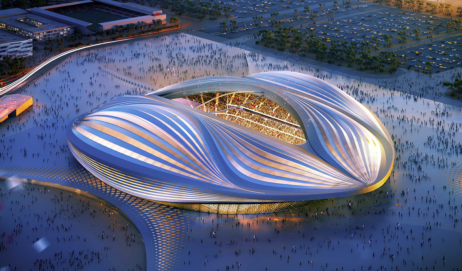 Al Wakrah Stadium Energy Center