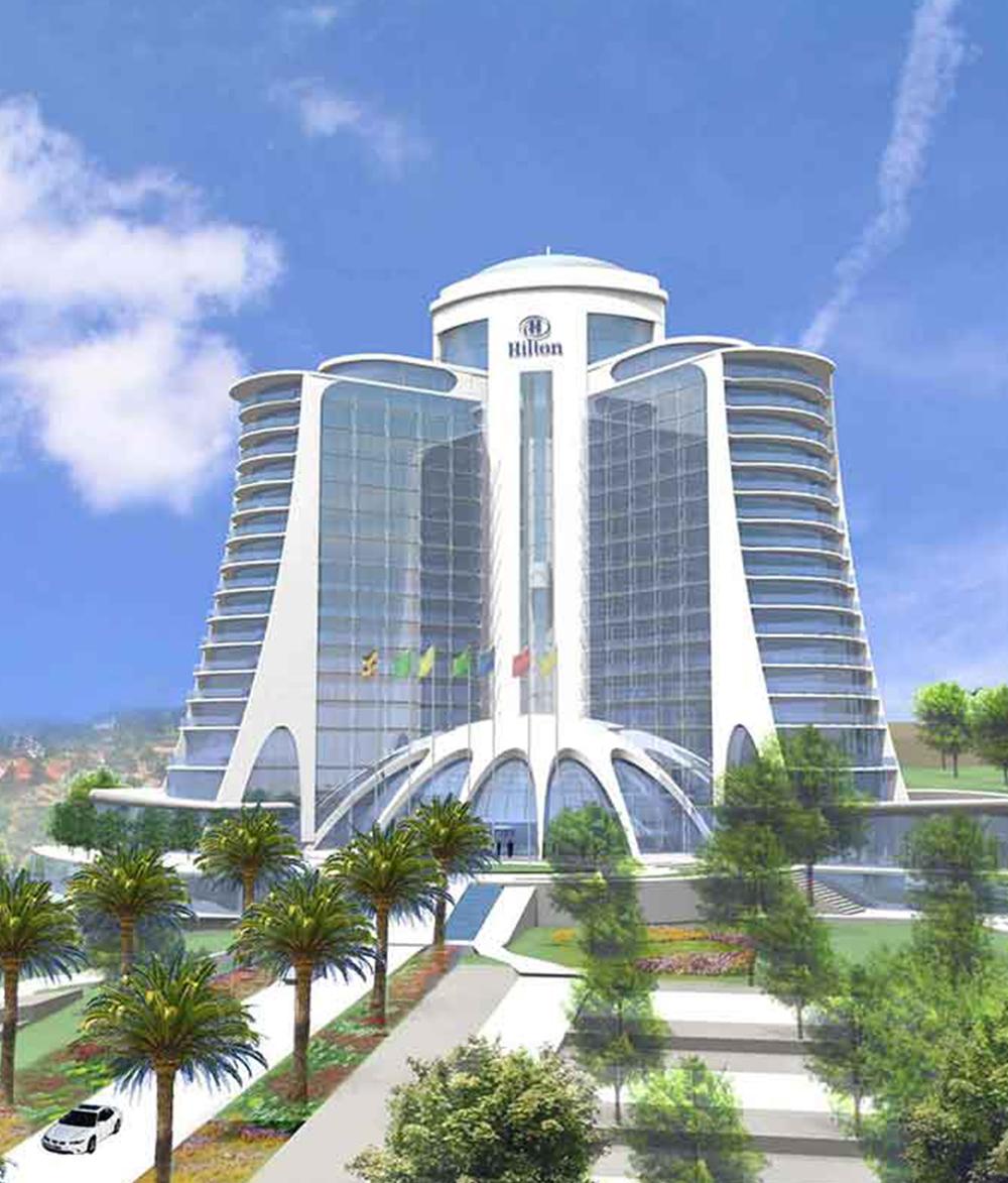 Hilton Kampala