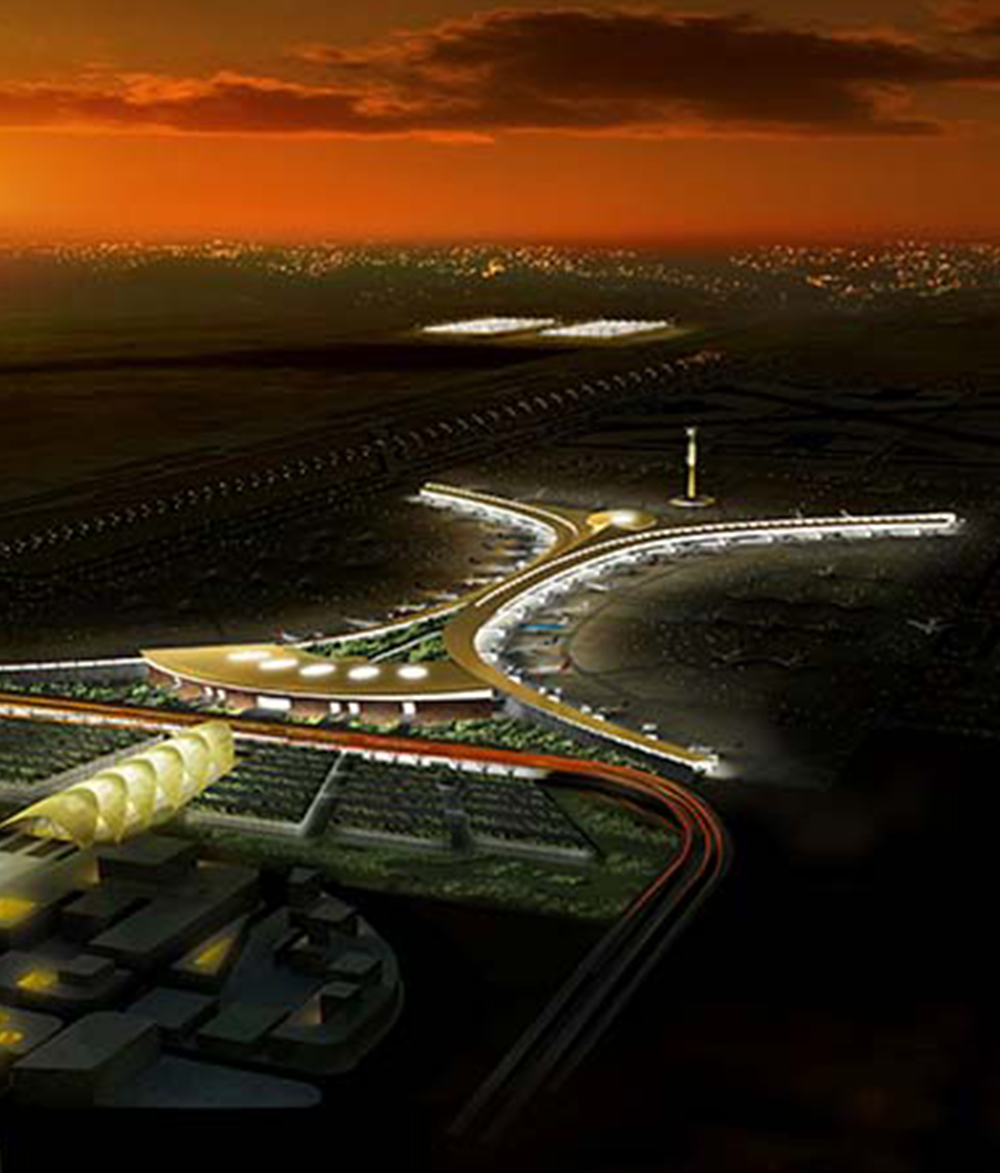 King Abdul Aziz International Airport