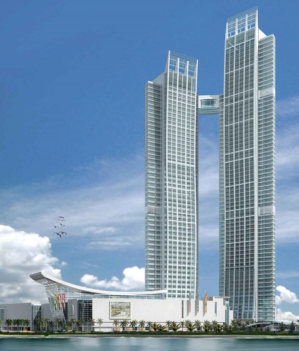 Nation Towers