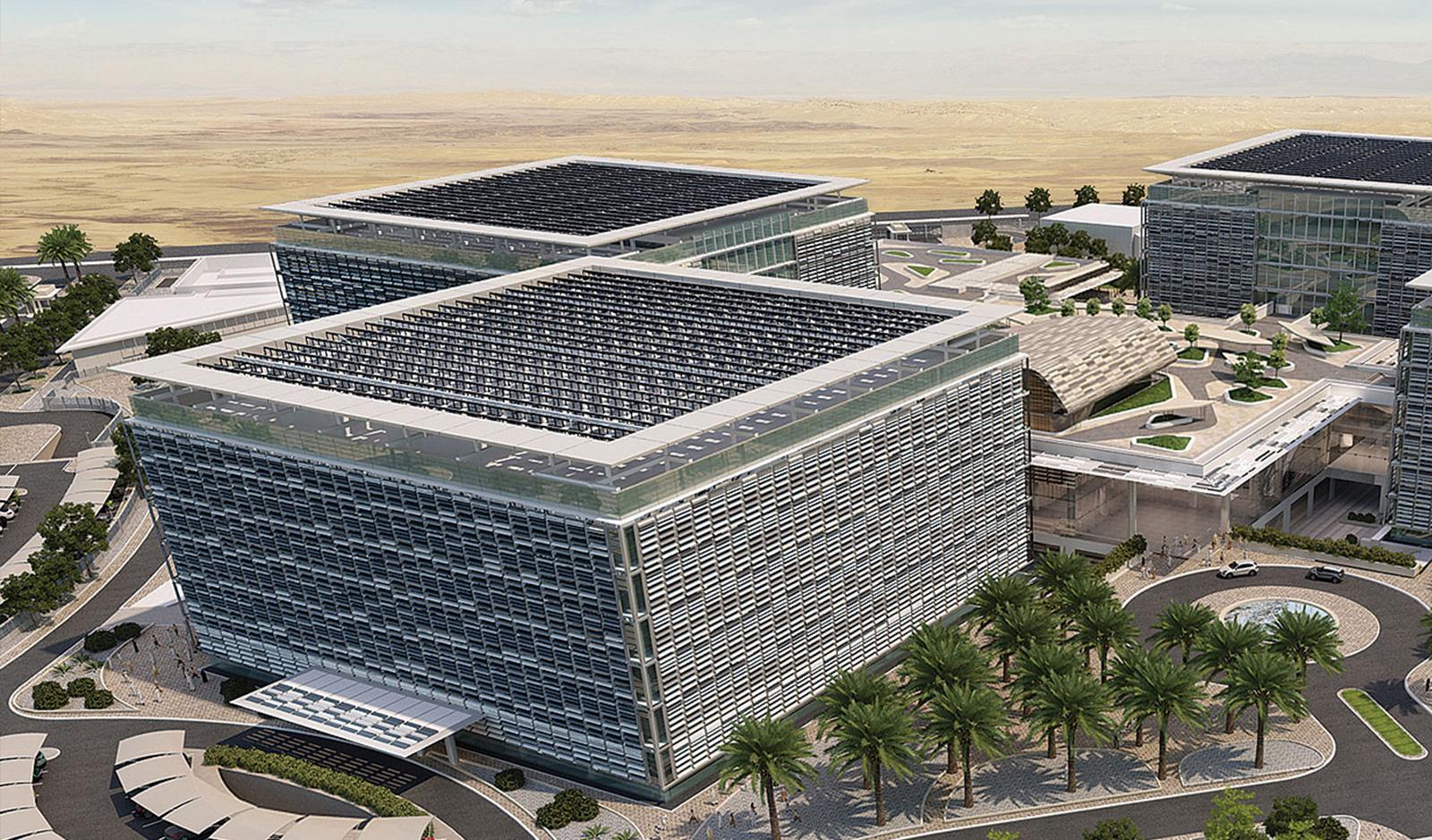 Saudi Electric Co. HQ