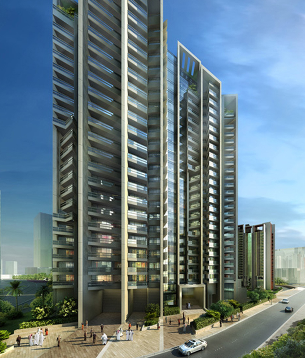 Reem Residential Tower