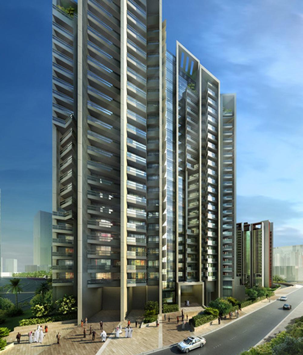 Reem Residential Tower
